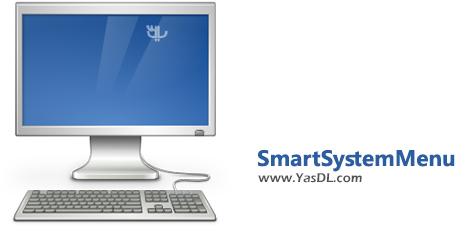 دانلود SmartSystemMenu 1.3.0 - بهبود روند انجام کارها در دسکتاپ ویندوز