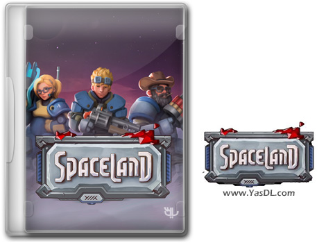 دانلود بازی Spaceland برای PC
