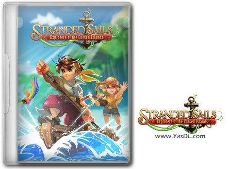 دانلود بازی Stranded Sails Explorers of the Cursed Islands برای PC
