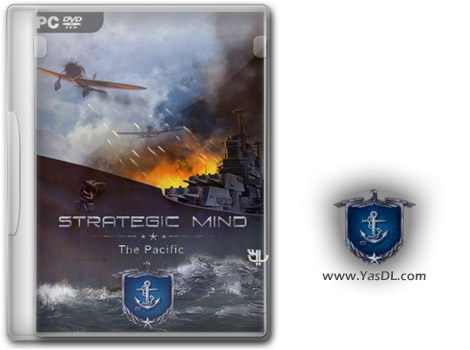 Strategic Mind The Pacific V3.00 For PC | ‌ Despair Update