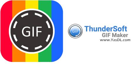 دانلود ThunderSoft GIF Maker 2.9.0 - ساخت آسان و سریع انیمیشنهای GIF