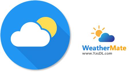 دانلود WeatherMate 4.11 - نرم افزار مشاهده و پیشبینی وضعیت آب و هوا