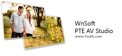 دانلود WnSoft PTE AV Studio Pro 10.0 - نرم افزار ساخت اسلایدشو و آلبوم عکس