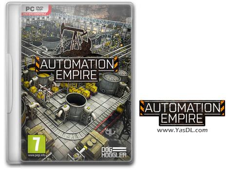 دانلود بازی Automation Empire برای PC
