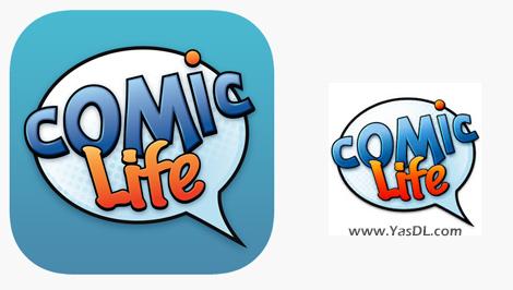 دانلود Comic Life 3.5.11 (v36265) - نرم افزار طراحی کمیک و داستان مصور