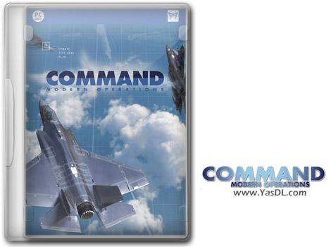 دانلود بازی Command Modern Operations برای PC