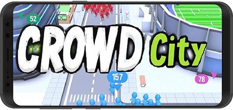 دانلود بازی Crowd City 1.3.8 - شهر شلوغ برای اندروید + نسخه بی نهایت
