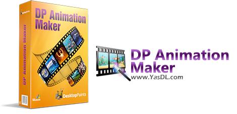 دانلود DP Animation Maker 3.4.20 - ساخت آسان انیمیشنهای متحرک