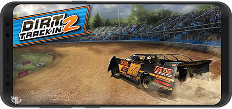 دانلود بازی Dirt Trackin 2 1.0.0 - اتومبیلرانی آفرود برای اندروید + نسخه بی نهایت