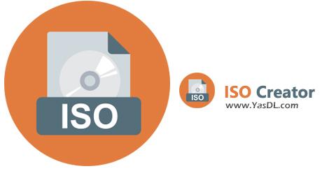 دانلود ISO Creator 1.2.0.1 - ساخت سریع و آسان ایمیج ایزو