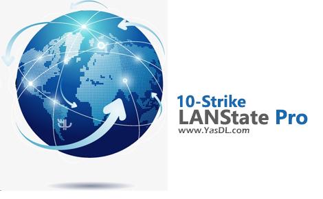 دانلود LANState Pro 9.2 - نرم افزار نظارت و مصورسازی وضعیت شبکه