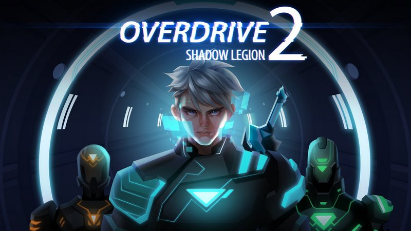 Overdrive II Fighter 1.3.2 - Ninja Revenge 2 For Android + Infinity Edition