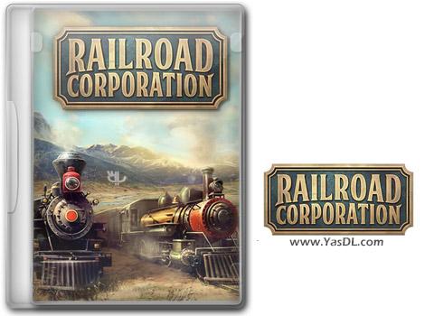 دانلود بازی Railroad Corporation برای PC
