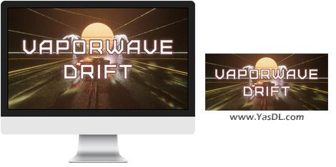 دانلود بازی Vaporwave Drift برای PC