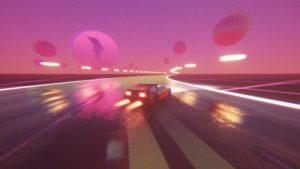 Vaporwave Drift1 300x169 - دانلود بازی Vaporwave Drift برای PC