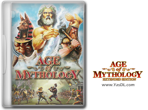 دانلود بازی Age of Mythology Extended Edition Tale of the Dragon v2.7 برای PC