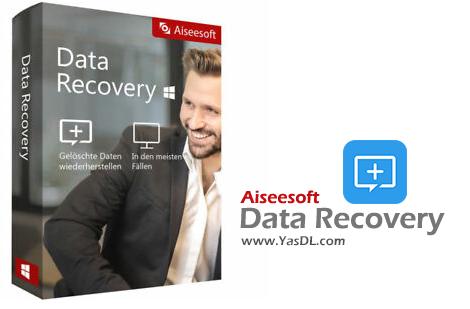 دانلود Aiseesoft Data Recovery 1.2.6 - نرم افزار بازیابی اطلاعات حذف شده