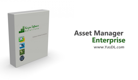 دانلود Asset Manager 2019 Enterprise 3.1.1002.0 - نرم افزار مدیریت اموال
