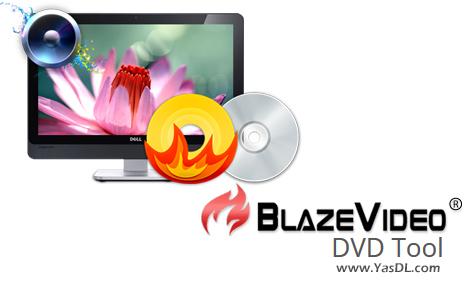 دانلود BlazeVideo DVD Studio 1.3 - نرم افزار رایت و کپی دیسکهای DVD