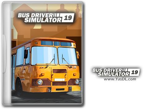 دانلود بازی Bus Driver Simulator 2019 برای PC