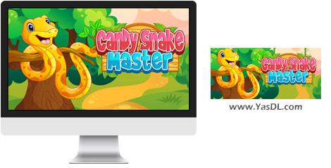 دانلود بازی Candy Snake Master برای PC