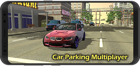Car Parking Multiplayer 4.5.0 For Android + Infinity Edition