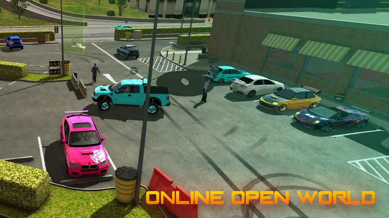 Car Parking Multiplayer 4.4.8 For Android + Infinity Edition