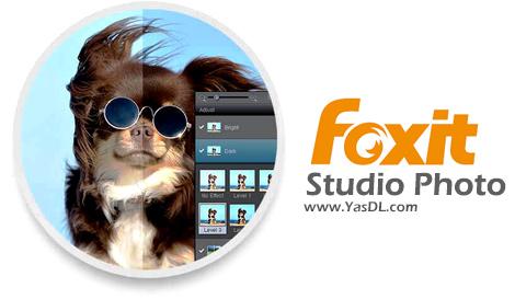 دانلود Foxit Studio Photo 3.6.6.916 - نرم افزار ویرایش حرفهای عکس