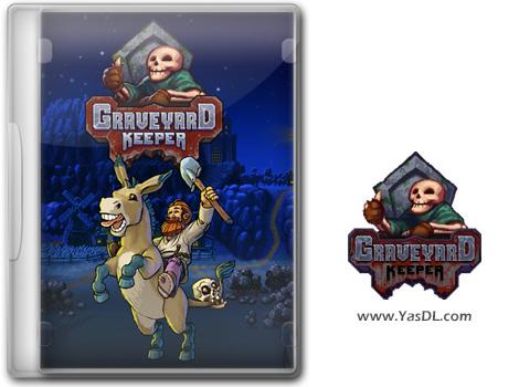 دانلود بازی Graveyard Keeper v1.206 برای PC