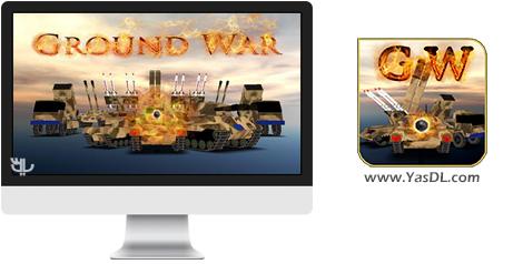 دانلود بازی Ground War برای PC