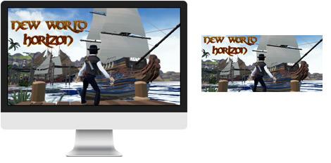 دانلود بازی New World Horizon برای PC