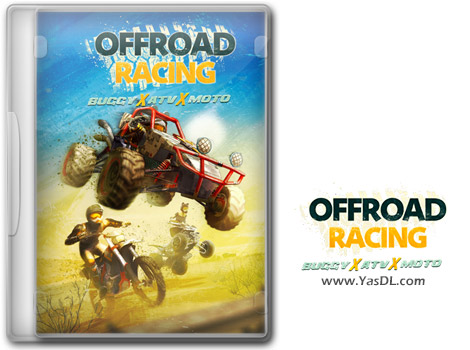 دانلود بازی Offroad Racing Buggy X ATV X Moto برای PC