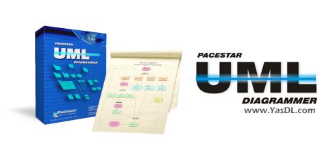 دانلود Pacestar UML Diagrammer 6.74 - طراحی نمودار زبان مدلسازی یکپارچه (UML)