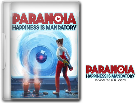 دانلود بازی Paranoia: Happiness is Mandatory برای PC