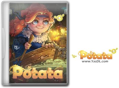 دانلود بازی Potata: Chapter One برای PC