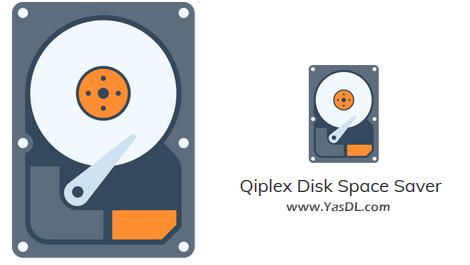 دانلود Qiplex Disk Space Saver 2.1.3 - نرم افزار آزادسازی فضای هارد دیسک
