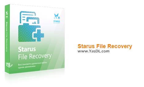 دانلود Starus File Recovery 5.0 Commercial / Office / Home - بازیابی اطلاعات حذف شده