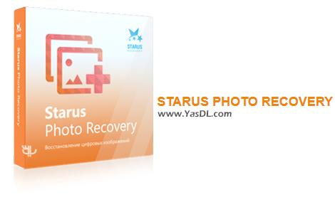 دانلود Starus Photo Recovery 5.7 Commercial / Office / Home - نرم افزار بازیابی تصاویر حذف شده