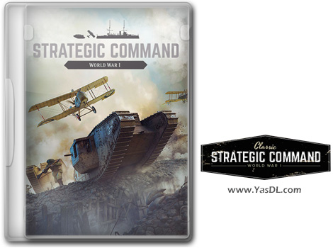 دانلود بازی Strategic Command World War I برای PC