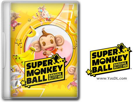 دانلود بازی Super Monkey Ball: Banana Blitz HD برای PC