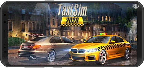Taxi Sim 2020 1.2.2 For Android + Data + Infinity Edition
