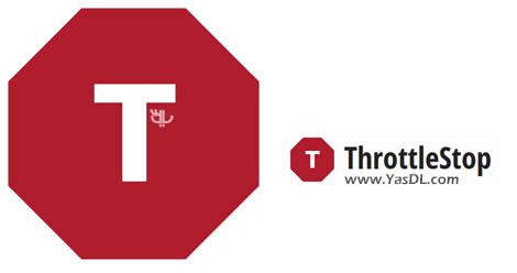 دانلود ThrottleStop 8.72 - نرم افزار اورکلاک و کنترل دمای پردازنده