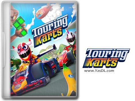 دانلود بازی Touring Karts برای PC