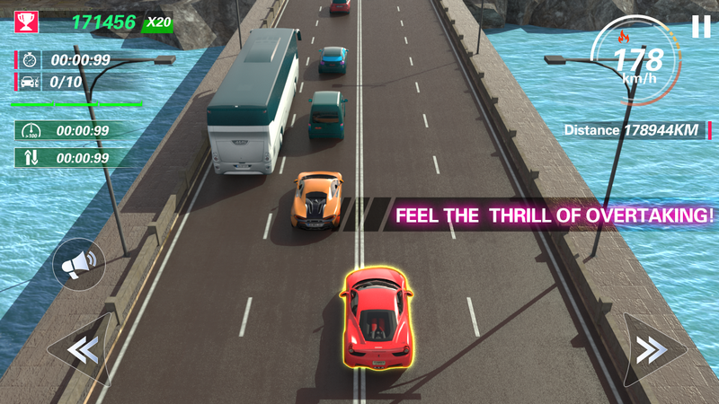 Traffic Fever 1.30.5003 Traffic Driving For Android + Infinity Edition