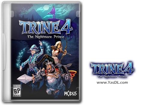دانلود بازی Trine 4 The Nightmare Prince Tobys Dream برای PC