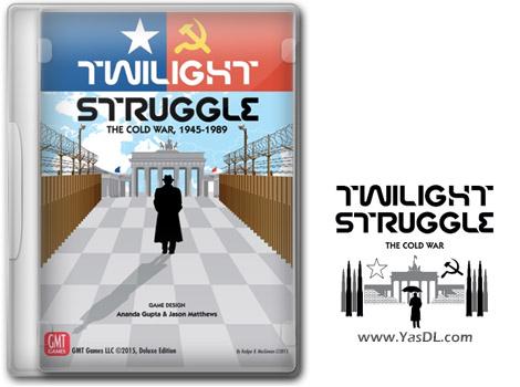 دانلود بازی Twilight Struggle v1.1.3 برای PC
