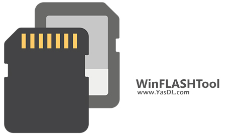 دانلود WinFLASHTool 2.0 - نرم افزار رایت ایمیج بر روی مموری کارت