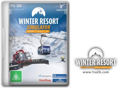 دانلود بازی Winter Resort Simulator برای PC