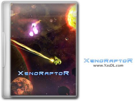 دانلود بازی XenoRaptor برای PC