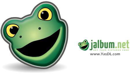 دانلود jAlbum 19.2 x86/x64 - ساخت حرفهای آلبوم عکس